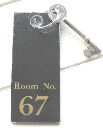Cabra Castle Hotel : Our Skeleton Key