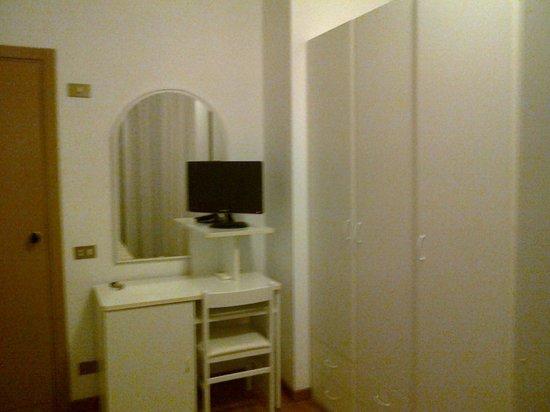 Aggravi Hotel: Como e Tv
