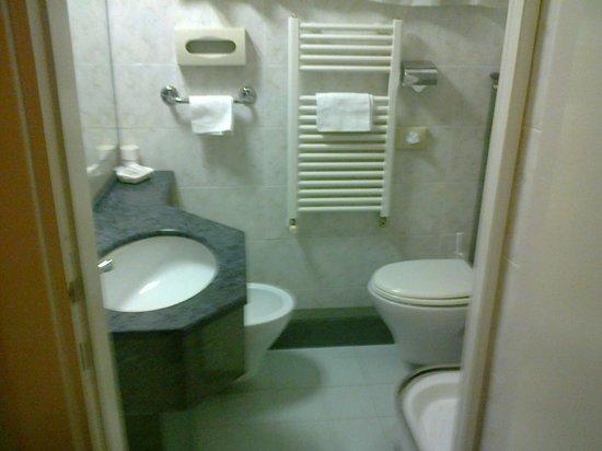 Aggravi Hotel: Bagno