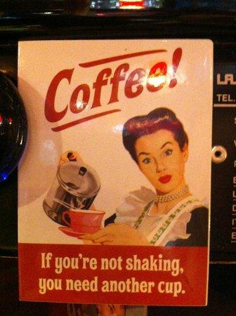 Espresso Kitchen : coffee