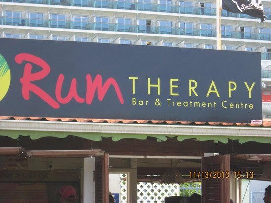 Rum Therapy Bar and Treatment Center