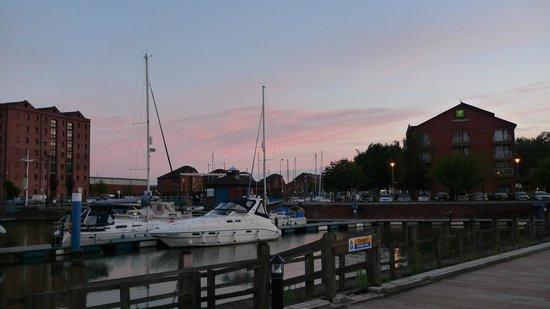 Holiday Inn Hull Marina: Photo by Patrick Lovell