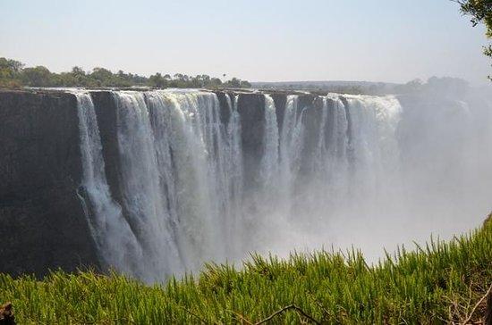 Mosi-oa-Tunya / Victoria Falls National Park: Falls view