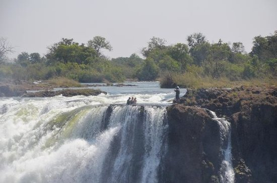 Mosi-oa-Tunya / Victoria Falls National Park: Devils Pool