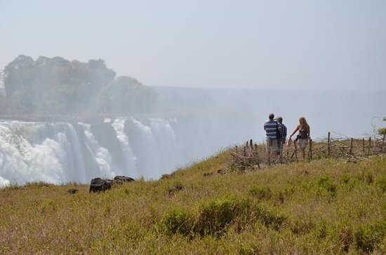 Mosi-oa-Tunya / Victoria Falls National Park: Rainbow Falls