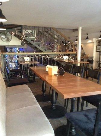 Bernard Pub- Restaurant : restaurant