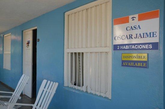 Casa Oscar: Casa