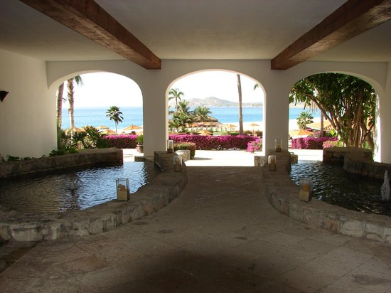 Casa del Mar Golf Resort & Spa: From the lanai toward the sea