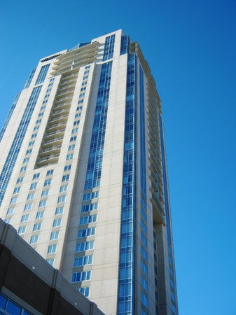Westin Virginia Beach Town Center: Tallest building in VA ?