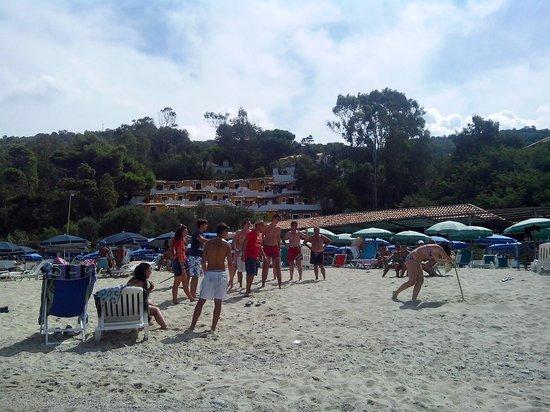 Aurum Hotels Baia Paraelios Resort: Giochi in spiaggia