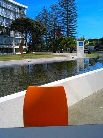 Scenic Hotel Te Pania: Pool