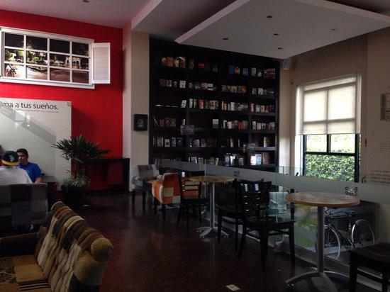 La Borra del Cafe: Nice place