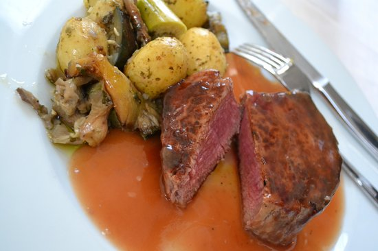 Araxa Hotel: Filet Mignon