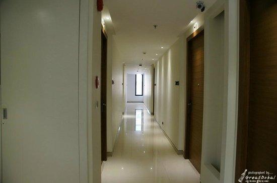 Marvin Suites: 호텔내부