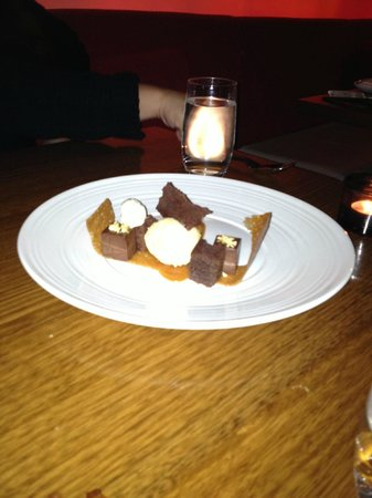 Steer Bar & Grill: Dessert