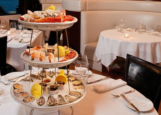 Waterside Restaurant and Catering: Seafood Tower