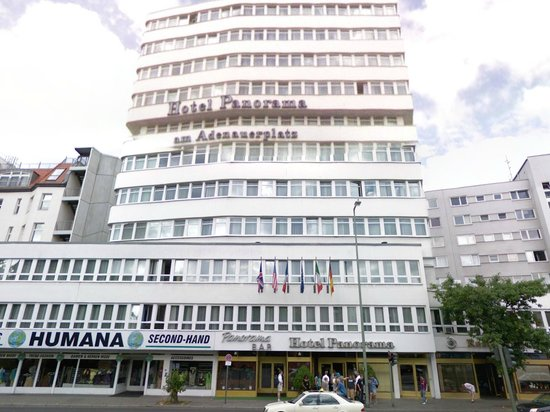 Panorama Am Adenauerplatz Hotel: buitenzijde hotel