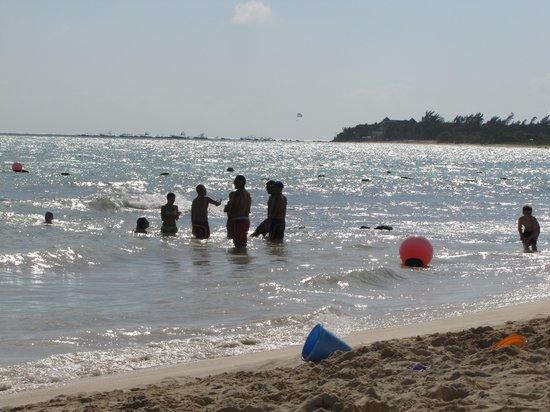 Paradisus Playa Del Carmen La Esmeralda: Beach