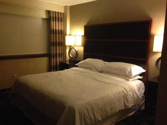 Sheraton New York Times Square Hotel: Accessible room