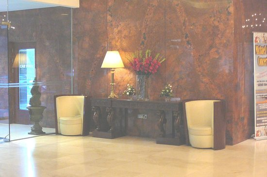 Salthill Hotel: Lobby