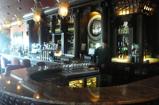 The Salthill Hotel: Prom Restaurant/Bar
