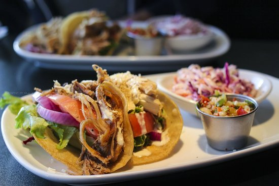 Atomic Grill: Tacos!
