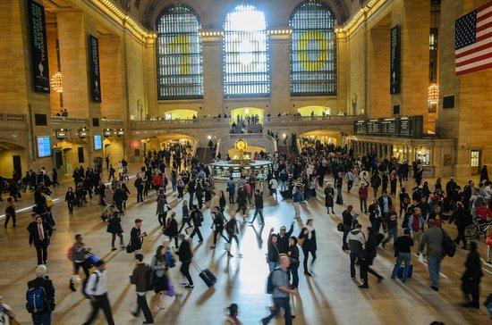 CitySights NY: Grand Central Station