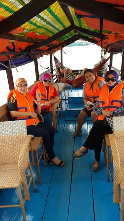 Mekong River Cruise-Day Tours: Mekong river tour with in laws