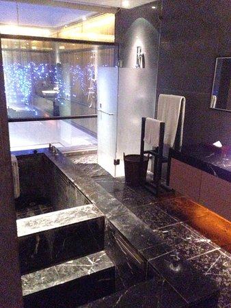 The Sun Hot Spring Resort: In room onsen