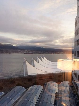 Pan Pacific Vancouver : view