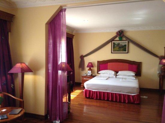 Apsara Angkor Resort & Conference: junior suite