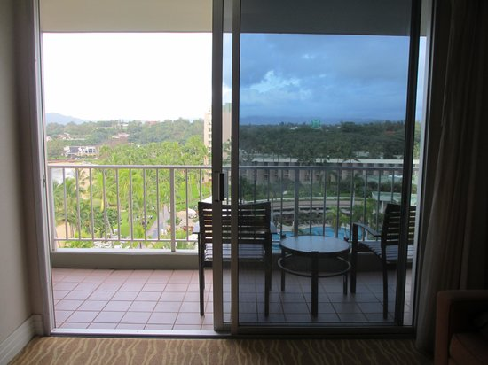 Kaua'i Marriott Resort: View from Room