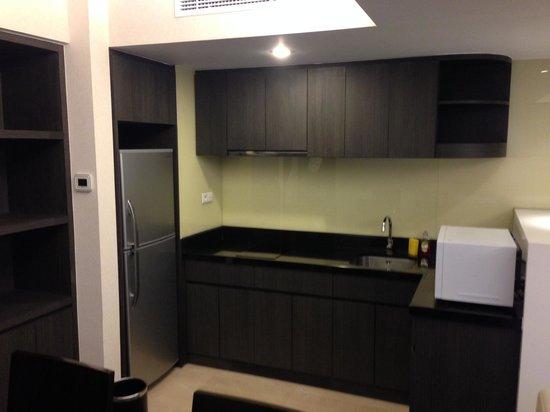 Pullman Jakarta Indonesia: Kitchen Area