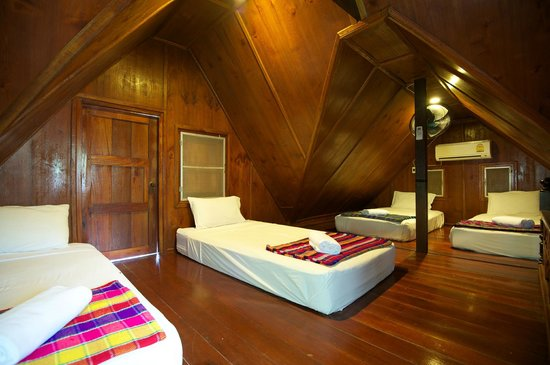 Koh Tao Royal Resort: One of our rooms