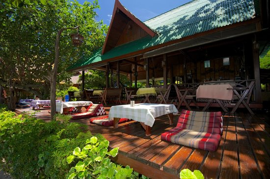 Koh Tao Royal Resort: Our royal Restaurant