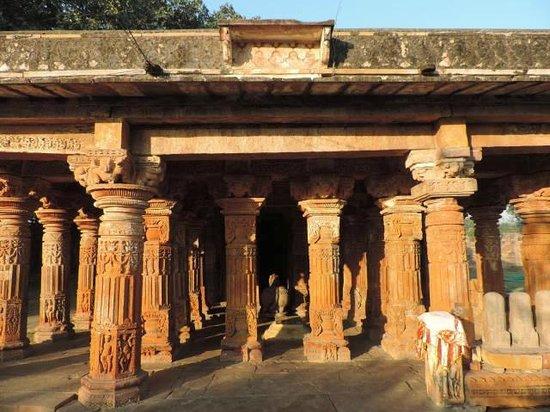 Jhalawar, India: Chandrabhaga Temples