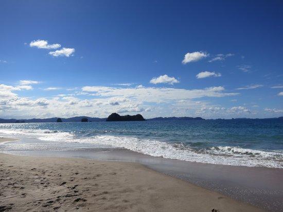 Hahei Holiday Resort: Вечерние острова