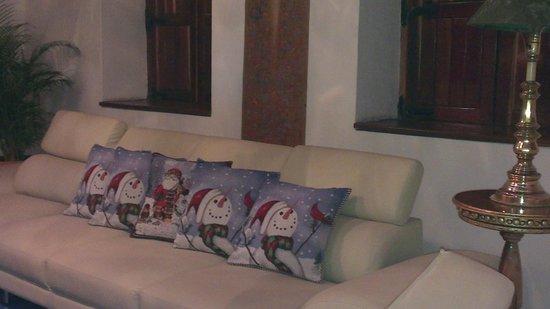 Casa de Isabella - a Kali Hotel: Lobby/bar