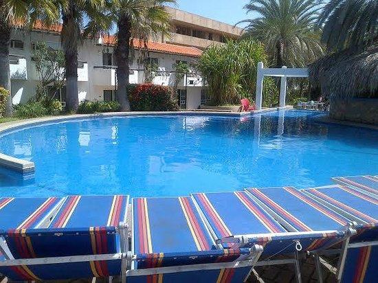 LD Palm Beach: Vista de la piscina