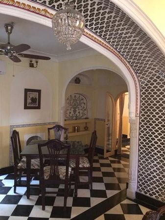 Khatu Haveli: Haveli from the inside