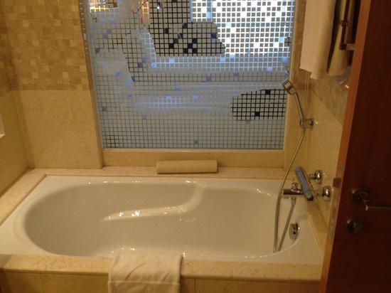 Swissotel Grand Shanghai: バスルーム