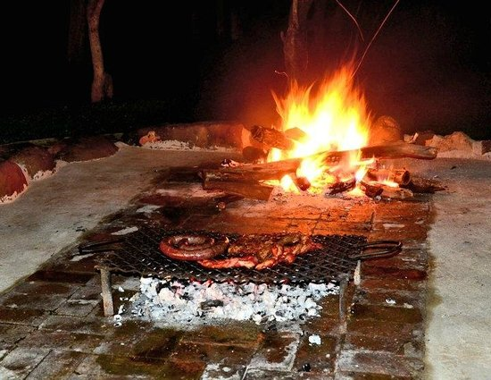 Mulati Safari Camp: Around the campfire