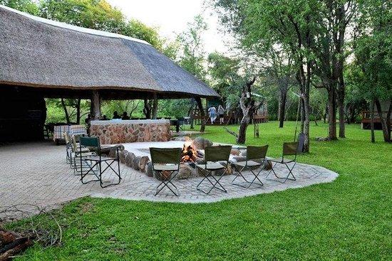Mulati Safari Camp: Campfire