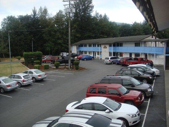 Fuller Lake Motel: Property