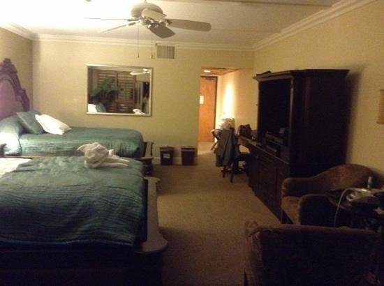 Pacific Terrace Hotel: picture of room