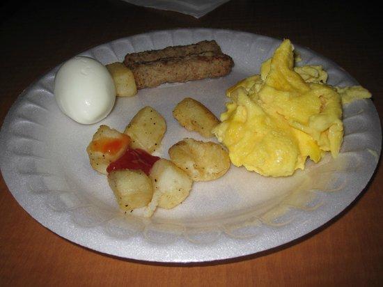 Residence Inn Anaheim Resort Area/Garden Grove: Breakfast