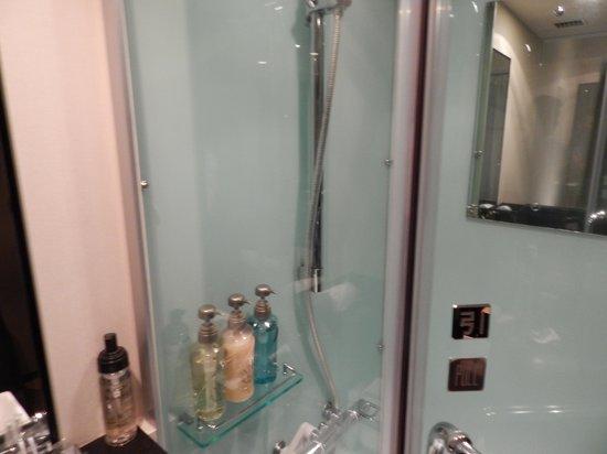 Vessel Inn Hakata Nakasu: Shower