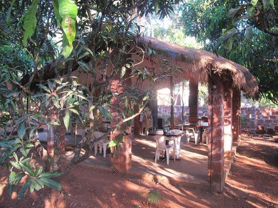 Atithi Parinay Homestay: Dining Space