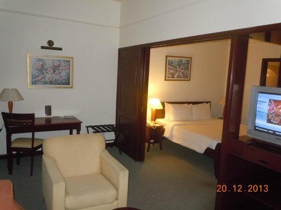 Berjaya Times Square Hotel, Kuala Lumpur : Room