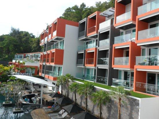 Novotel Phuket Kamala Beach : Exterior